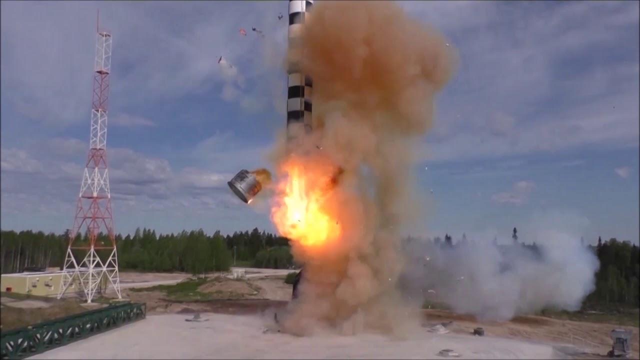 Рогозин оценил потенциал новой ракеты «Сармат»