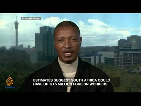 South African immigrants: Stealing jobs or scapegoats?