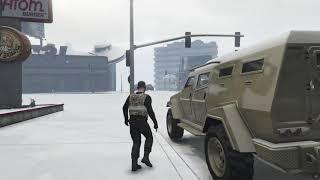 GTA Online (Cohetes VS Insurgents)