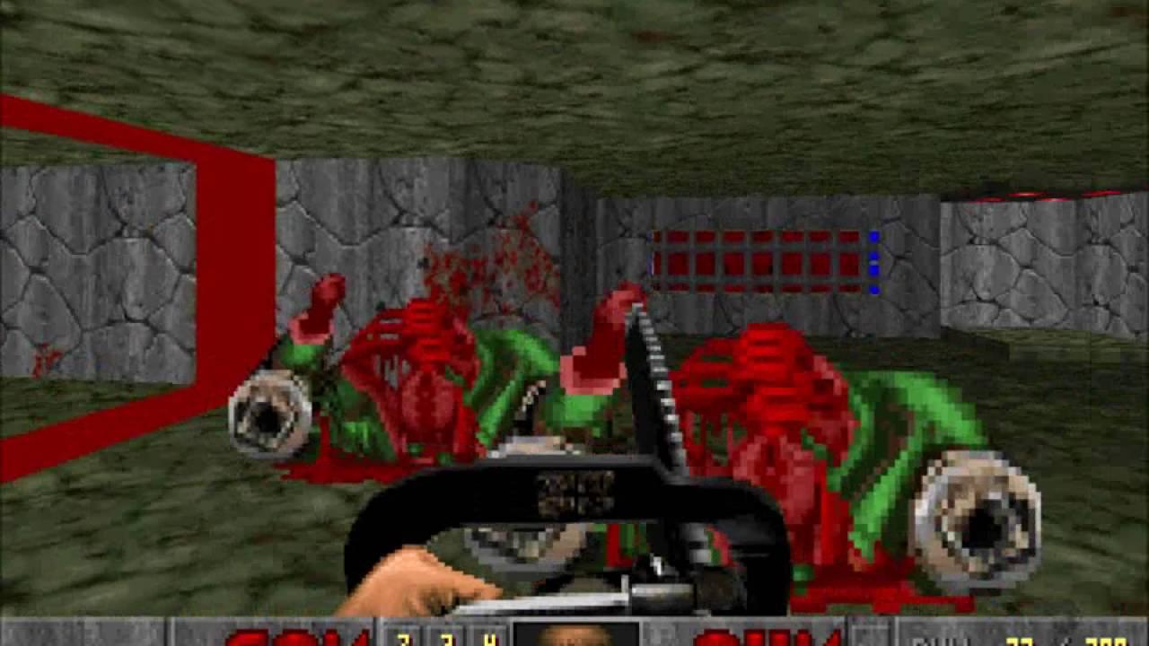Good Doom WADs - GodArchV2 wad