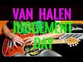 watch he video of Diezel VH4 + EVH Wolfgang - Judgement Day Van Halen Cover