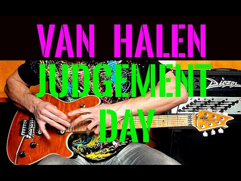 Diezel VH4 + EVH Wolfgang - Judgement Day Van Halen Cover