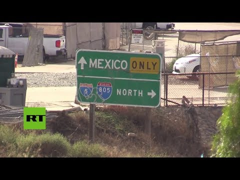San Diego se prepara para la caravana de migrantes