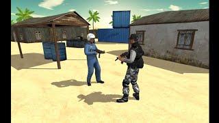 Secret agent Alisha : action TPS shooting (by DG studios) Gameplay