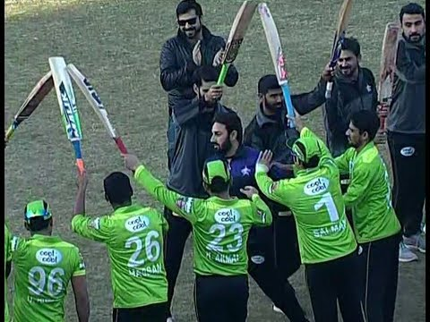 National T20 cup 2017 1st semi final Lahore white beat Faisalabad by 10 Runs