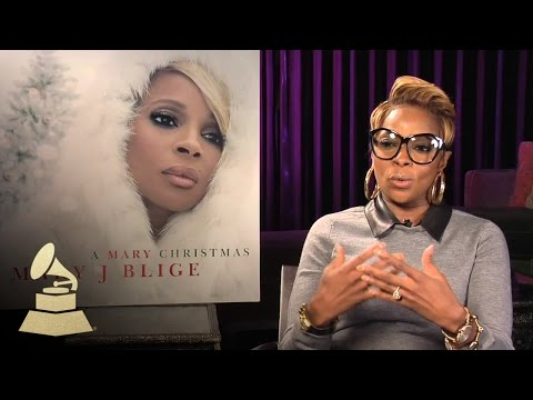 Mary J Blige - A Mary Christmas | GRAMMYs