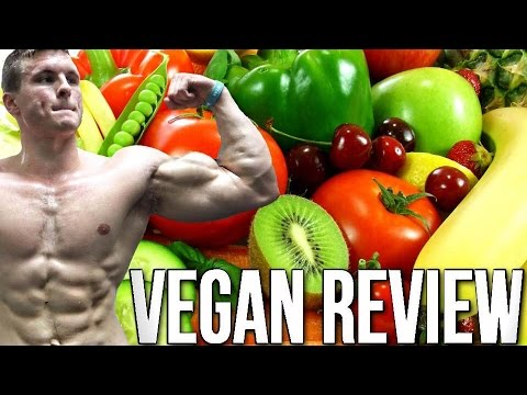 A Bulking Bodybuilders Review of Eating Vegan! (6 Months In)