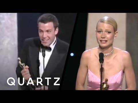 Harvey Weinstein, the most-thanked man at the Oscars?