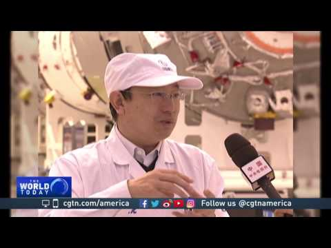 China tests Tianzhou-1 ahead of space lab resupply launch