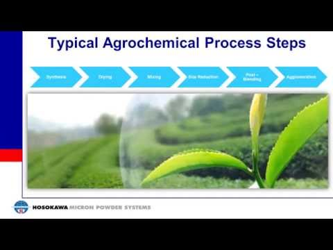Agrochemical Process Equipment & Considerations Webinar