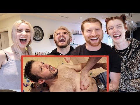 HOT SEAT CHALLENGE WITH VLOG SQUAD!!