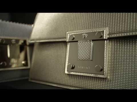 The #VersaceDiamante Bag