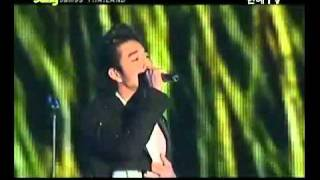 James - Stay the same @ Asia Song Festivel 2007.flv