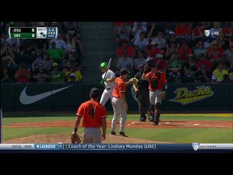 Oregon State Beavers - Beavers top Ducks and take Civil War series. Now looking for sweep!