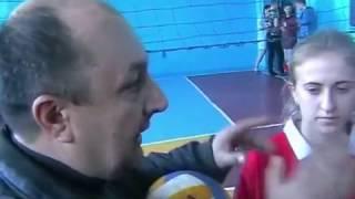 Волейбол девочки Урзуф и Мелекино