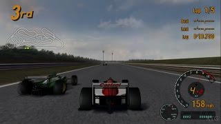 Gran Turismo 3 - Complex String Race PS2 Gameplay HD