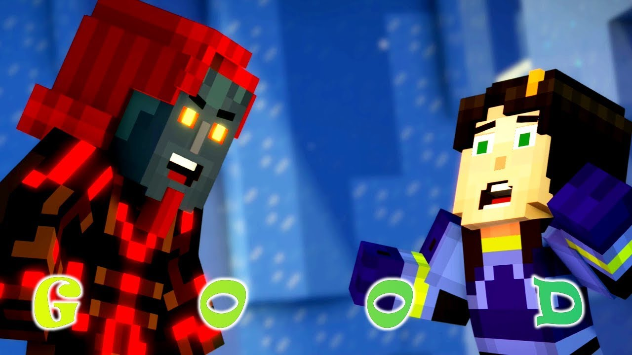 Minecraft Story Mode Season 2 Episode 2 Good Choices Jesse