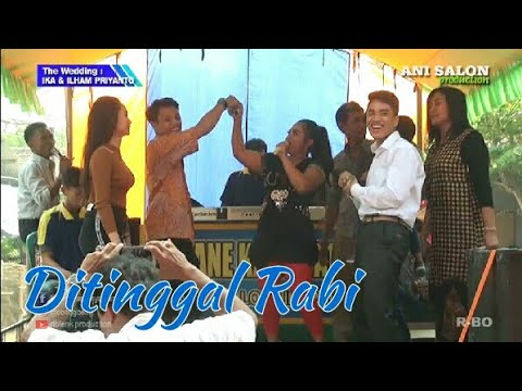 DITINGGAL RABI   Organ Tunggal Kang tatang Live Jatimulya