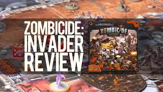 Zombicide Invader Review: The Best Zombicide Yet?