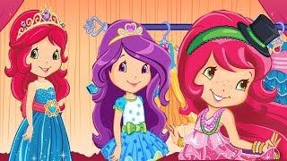 Шарлотта Земляничка нарядные мечты/Charlotte strawberry fancy dreams мультик игра