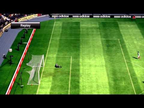 Top 5 Goals PES 2010