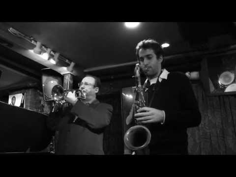 """NOW'S THE TIME"": EHUD ASHERIE, JON-ERIK KELLSO, ALEX HOFFMAN at SMALLS (May 10, 2012)"