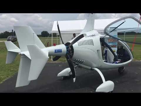 Lightning Autogyro Niki Rotors Aviation