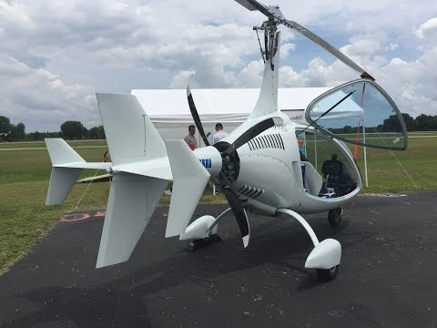 Lightning Autogyro by Helicopters International