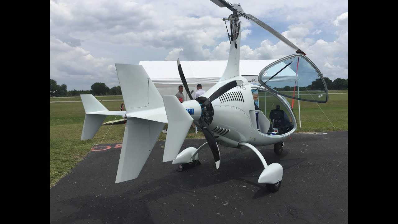 Lightning Autogyro Niki Rotors Aviation - YouTube