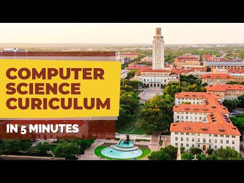 Computer Science Core Curriculum