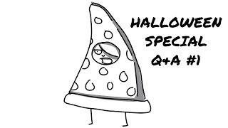 Halloween Special Q&A #1
