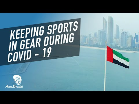 Abu Dhabi's COVID-free sport city for UFC in 2020   NAS Daily