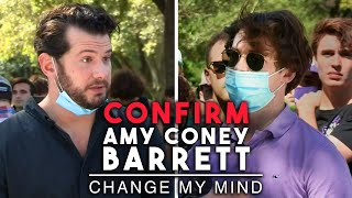 Confirm Amy Coney Barrett | Change My Mind