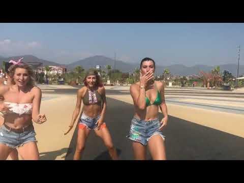 J143 Free dance from Arriva girls