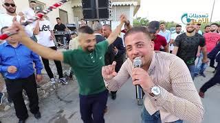 الفنان باسل غانم دبكة ناارية حمام  العريس وسيم عثمان الجاروشية تسجيلات الأمير 2020 HD