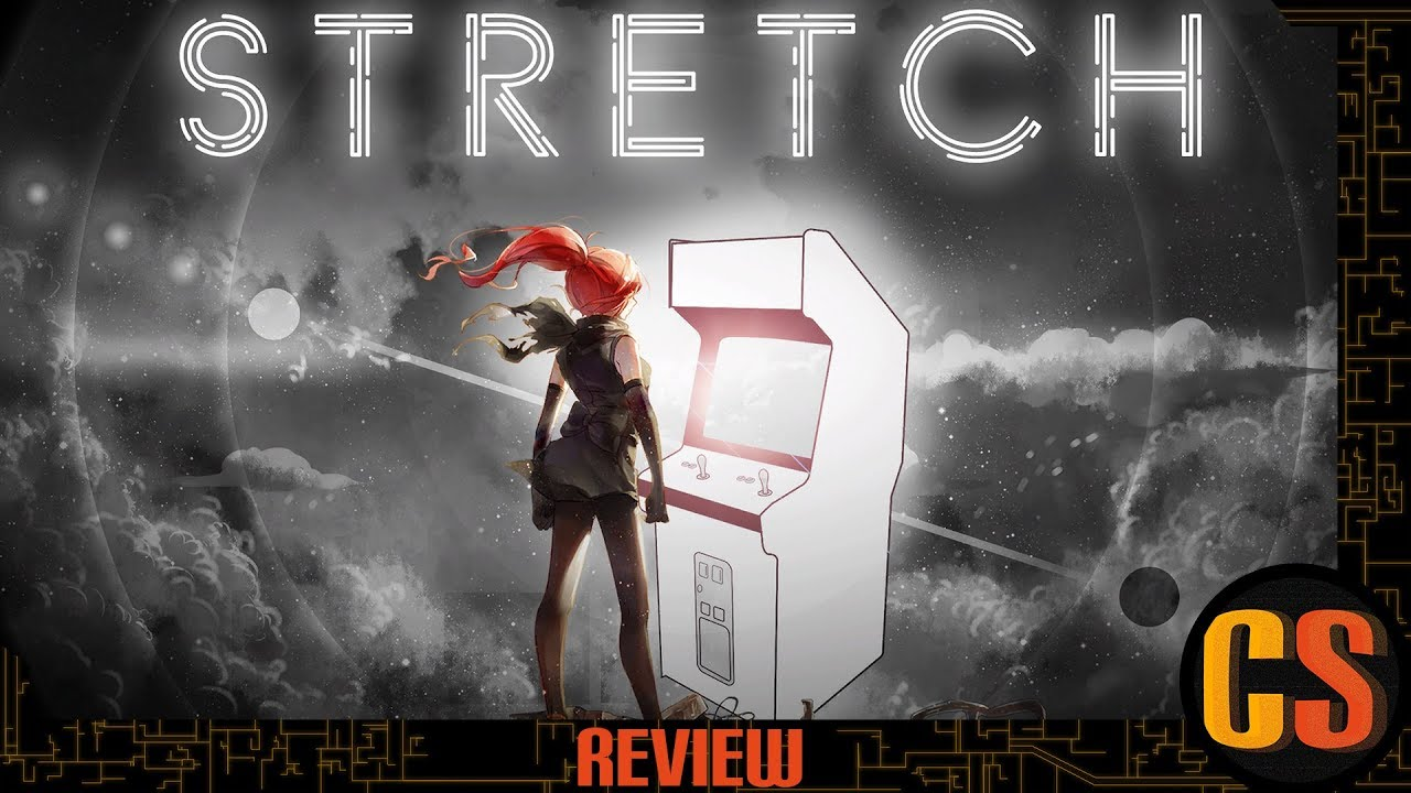 STRETCH ARCADE - PS4 REVIEW (Video Game Video Review)
