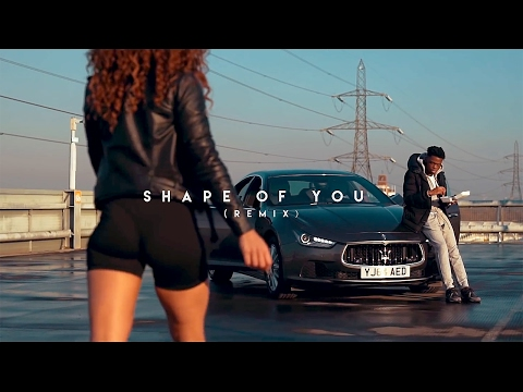 Ed Sheeran | Shape Of You (YXNG BANE REMIX) Video HD