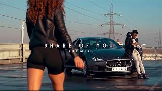 Ed Sheeran  Shape Of You Yxng Bane Remix Video Hd