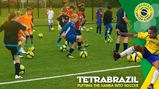 TetraBrazil Soccer Schools