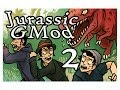 Jurassic Gmod - ft. UberHaxorNova & ImmortalHD Part 2 - THE FICUSAURUS!