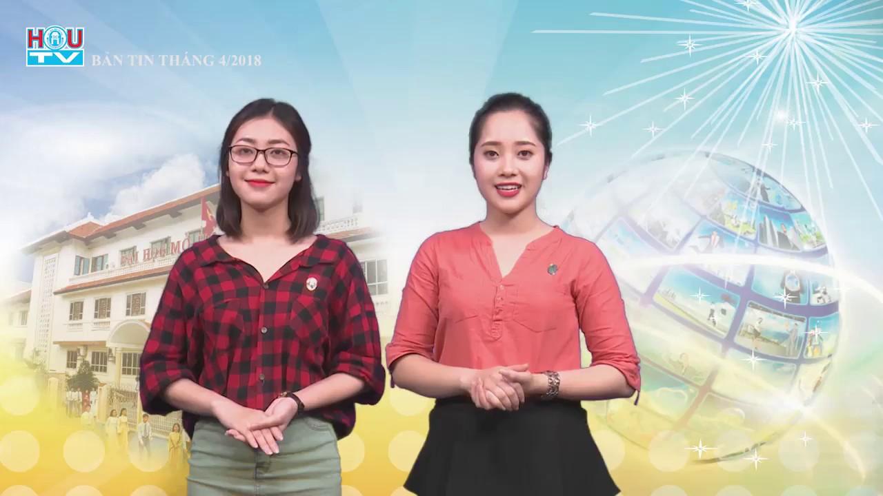 Bản tin Tháng 4 – 2018 Viện Đại học Mở Hà Nội