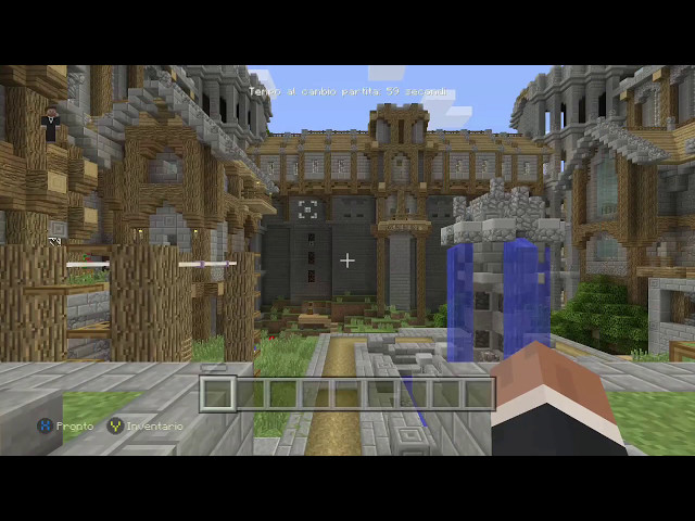 Minecraft: ELYTRA MINIGAMES!!! PT2