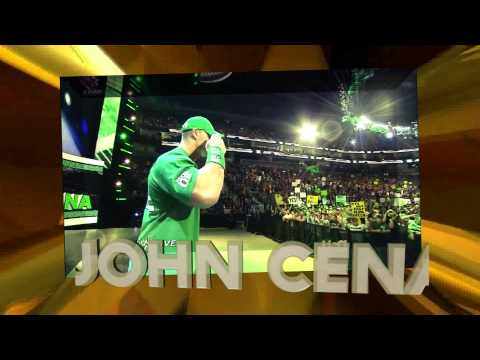 WWE Night of Champions 2012 - CM Punk (c) vs John Cena - WWE Championship HD