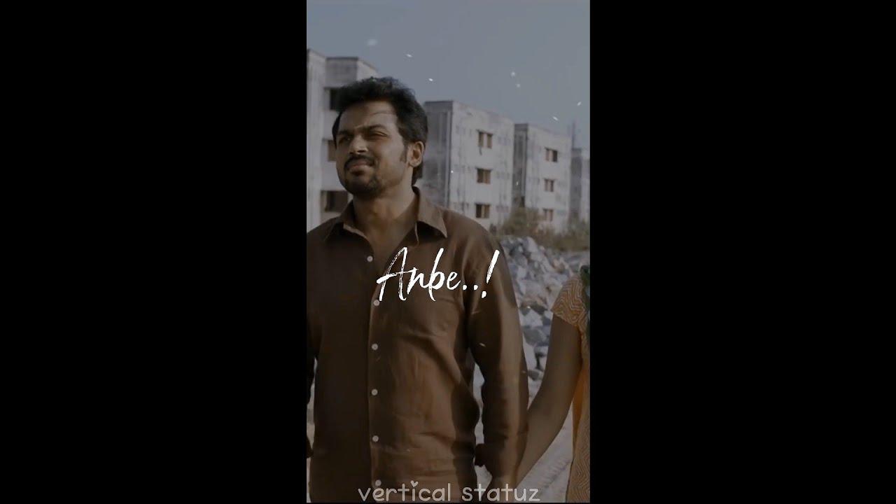 Download Naan Nee song Vertical whatsapp status - Madras - Santhosh Narayanan