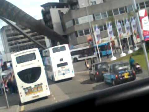 Buses in Coventry 13/5/15