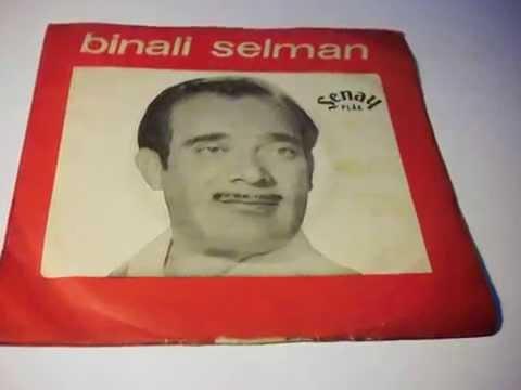 "binali selman , köroğlu oyun havası , erzurum baş barı  PLAK RECORD 7"""