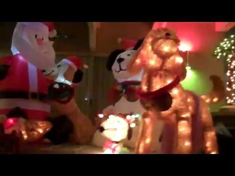 Long Beach, California Christmas Lights