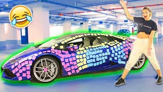 Lamborghini Prank an Simon Desue 😂