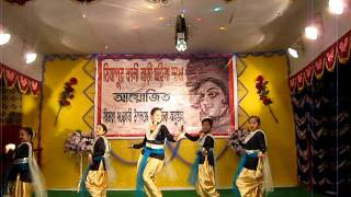 Dhadhina  natina @ Dimapur Kalibari.AVI