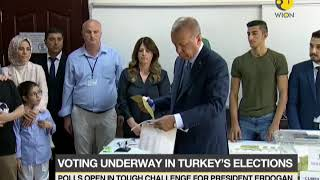 Turkey Elections: Voting is underway as nearly 60 million Turks eligible to vote